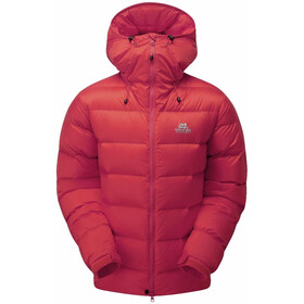 Mountain Equipment Vega Jacket Herre barbados red